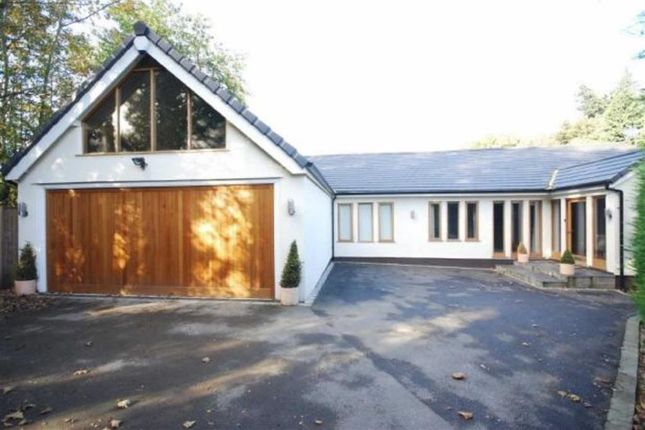 Thumbnail Detached bungalow for sale in Brook Lane, Alderley Edge, Cheshire