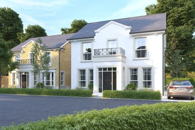 Thumbnail Detached house for sale in Manse Mews, Newtownards