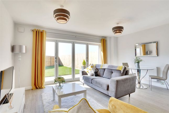 Thumbnail Terraced house for sale in Castle View, Off Castle Dene, Maidstone, Kent