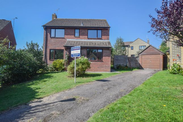 Thumbnail Detached house for sale in Orwell Close, Malmesbury