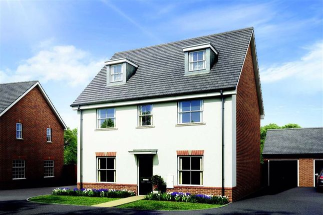Thumbnail Detached house for sale in Hockliffe Road, Leighton Buzzard