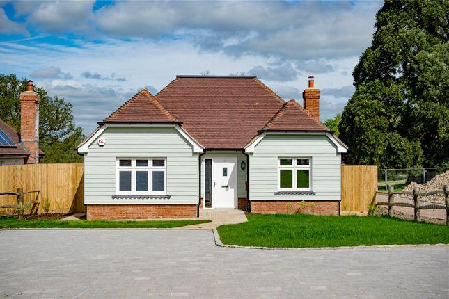 Thumbnail Detached bungalow for sale in Eden Hall, Stick Hill, Edenbridge