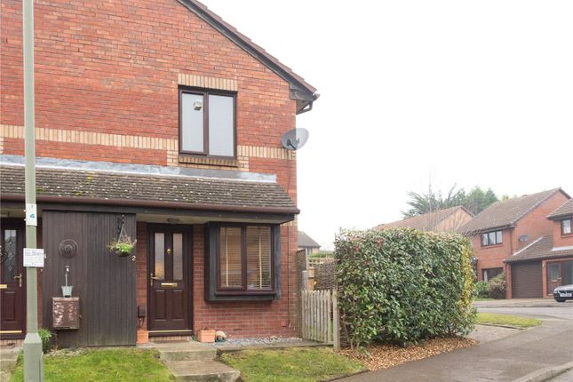 Thumbnail Property for sale in Palmer Crescent, Ottershaw, Surrey