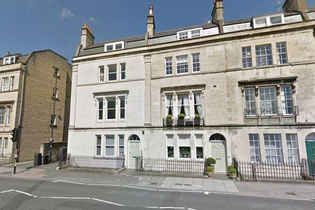 Thumbnail Maisonette for sale in Bathwick Street, Bath