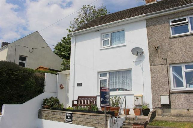 Thumbnail Semi-detached house for sale in Church Road, Llanstadwell, Milford Haven