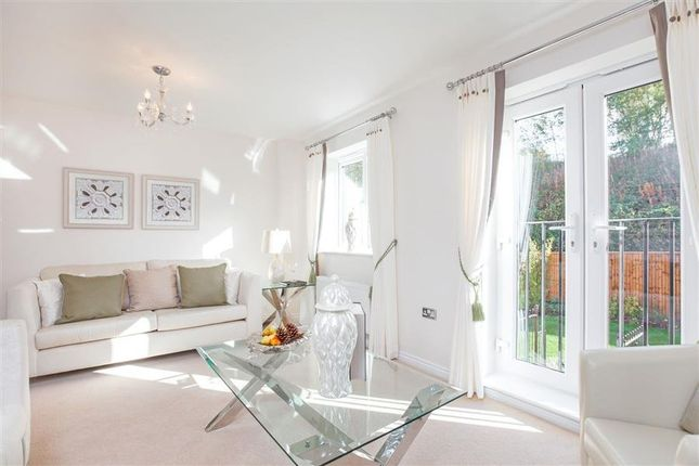 Thumbnail Detached house for sale in Plot 175, Oakham, Hele Park