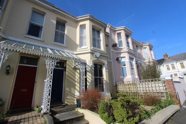 Thumbnail Terraced house for sale in Hill Crest, Mannamead, Plymouth