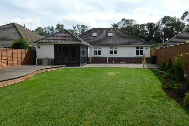 Thumbnail Detached bungalow for sale in Firbeck Avenue, Skegness, Lincs