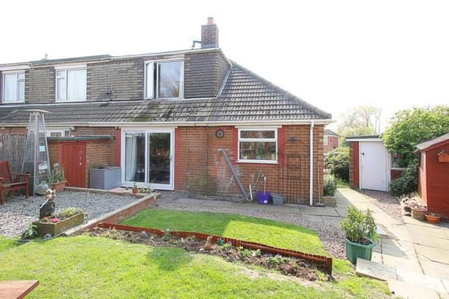 Thumbnail 3 bed semi-detached house for sale in Rosegarth Avenue, Aston, Sheffield, South Yorkshire