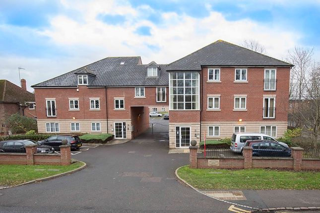 Thumbnail Flat to rent in Woodleigh Place, Corby