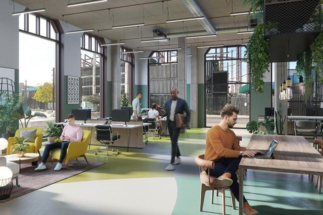 Thumbnail Office for sale in Unit 1, Empress Works, Corbridge Crescent Bethnal Green, London