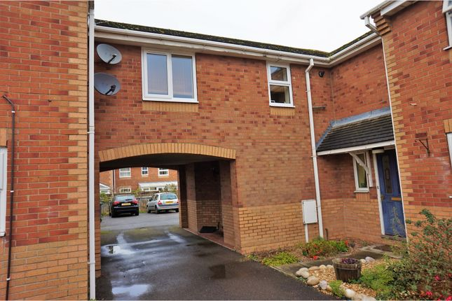 Thumbnail Terraced house for sale in Anson Close, Skellingthorpe, Lincoln