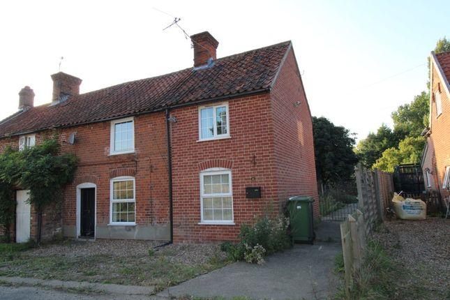 3 bed semi-detached house for sale in 21 Hardley Street, Hardley, Loddon, Norfolk NR14