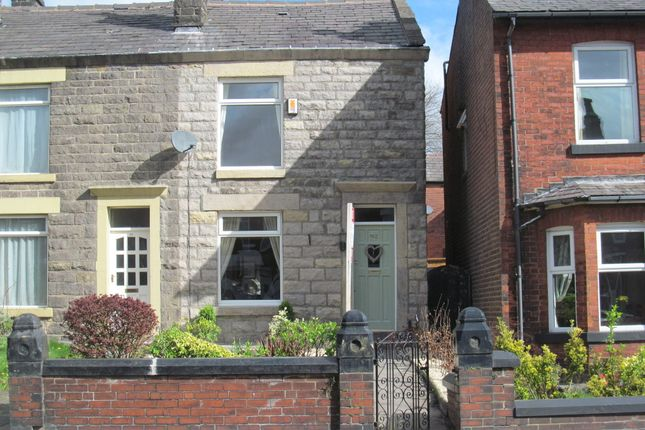 Thumbnail Cottage to rent in Church Rd, Smithills, Bolton, Lancs