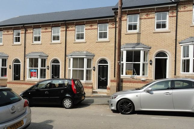 Thumbnail Town house to rent in Norwood Street, Scarborough