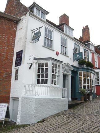 Thumbnail Retail premises to let in Quay Hill, Lymington, Hampshire