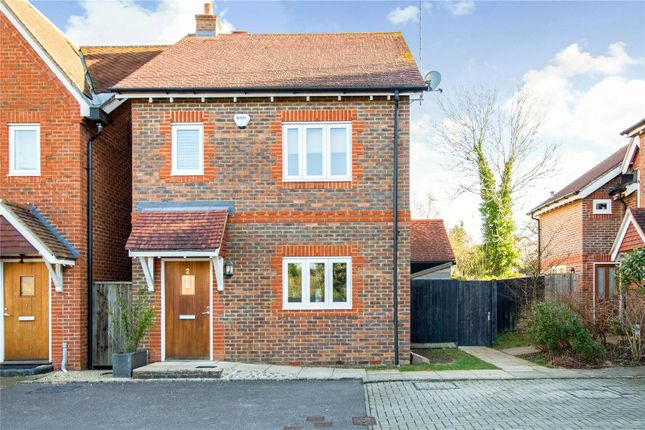 Thumbnail Detached house for sale in Marley Close, Botley, Oxford