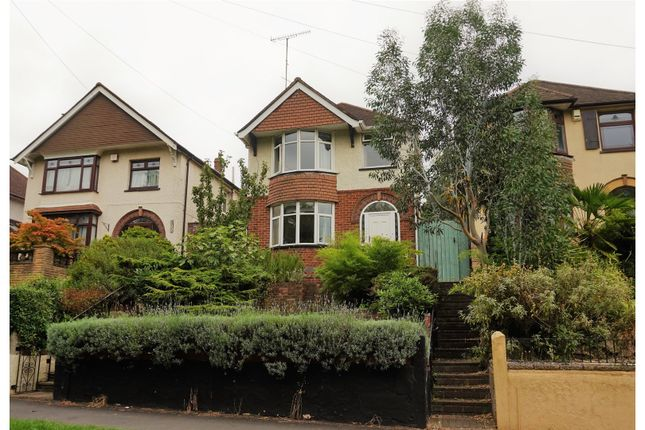 Thumbnail Detached house for sale in Anstey Lane, Leicester