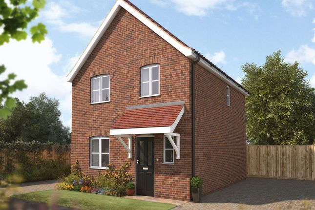 Thumbnail Detached house for sale in Yarrow Drive, Hunstanton