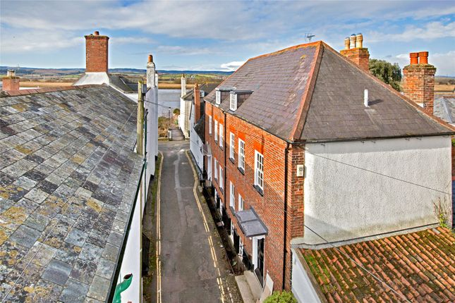 Thumbnail Semi-detached house for sale in Lower Shapter Street, Topsham, Exeter