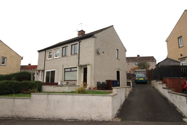 Thumbnail Semi-detached house to rent in Wilson Road, Gorebridge