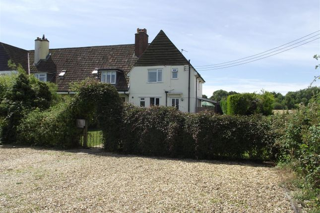 Thumbnail End terrace house for sale in Compton Bassett, Calne