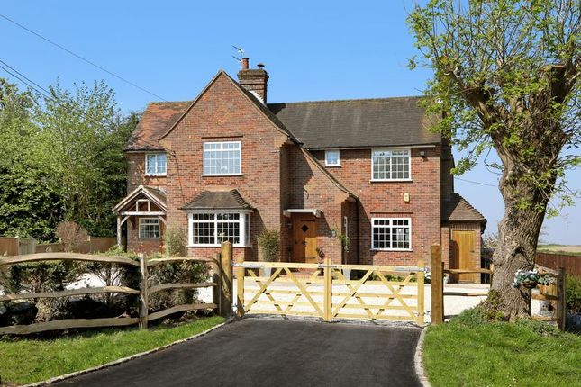Thumbnail Detached house for sale in Bolter End Lane, Wheeler End, High Wycombe