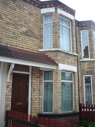 Terraced House To Rent In The Avenue Hampshire Street Hull