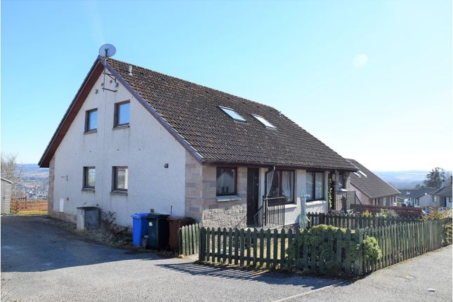 Thumbnail Semi-detached house for sale in Balnafettack Crescent, Inverness