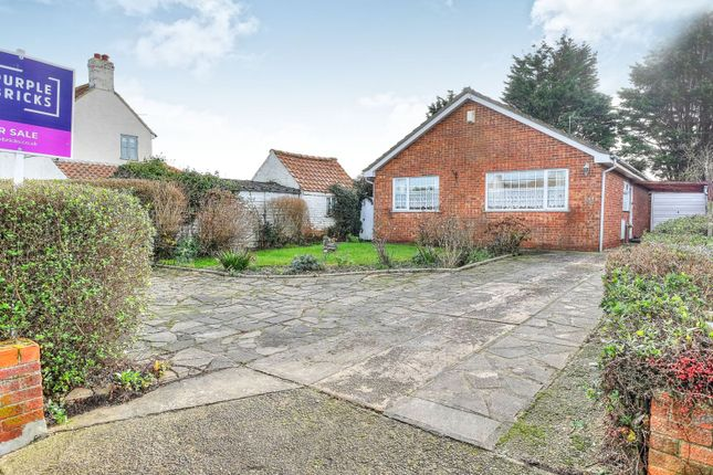 Thumbnail Detached bungalow for sale in Beach Road, Great Yarmouth