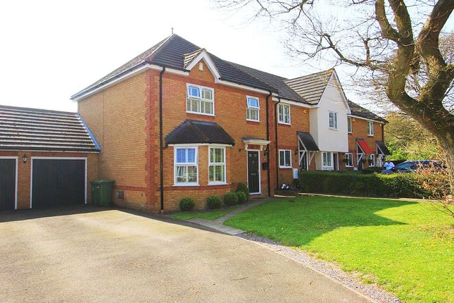 Thumbnail Detached house for sale in Forest Glade, Langdon Hills, Basildon, Essex