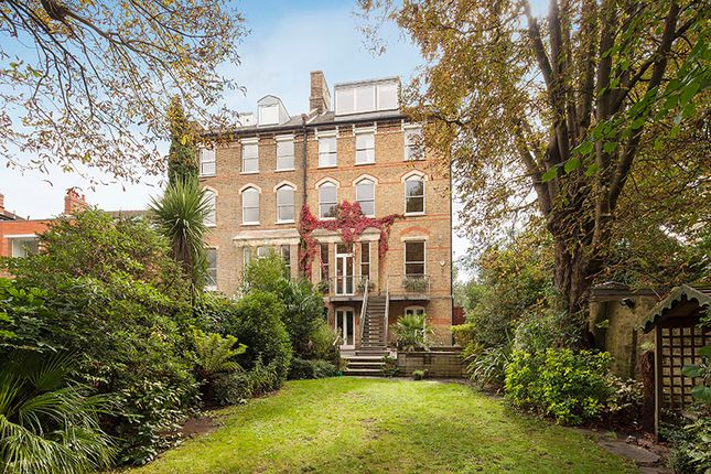 Thumbnail Semi-detached house for sale in Prince Arthur Road, Hampstead Village