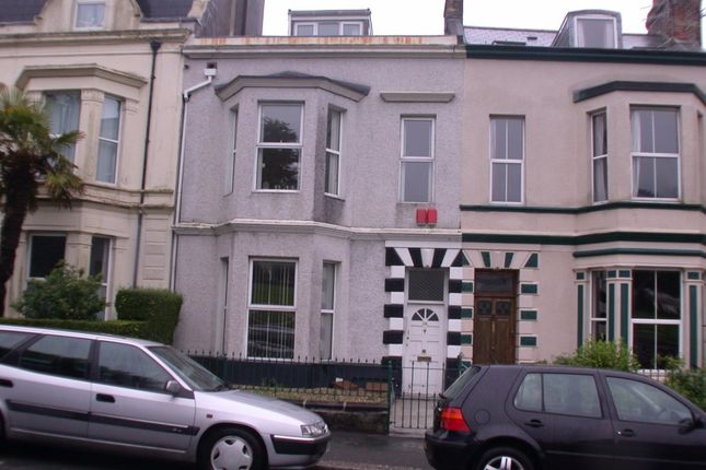 Thumbnail Maisonette to rent in Lipson Road, Lipson, Plymouth