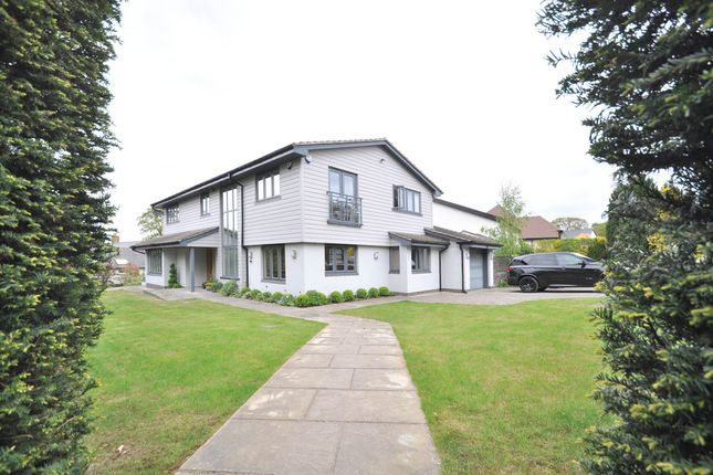 Thumbnail Detached house for sale in Mavelstone Close, Bromley