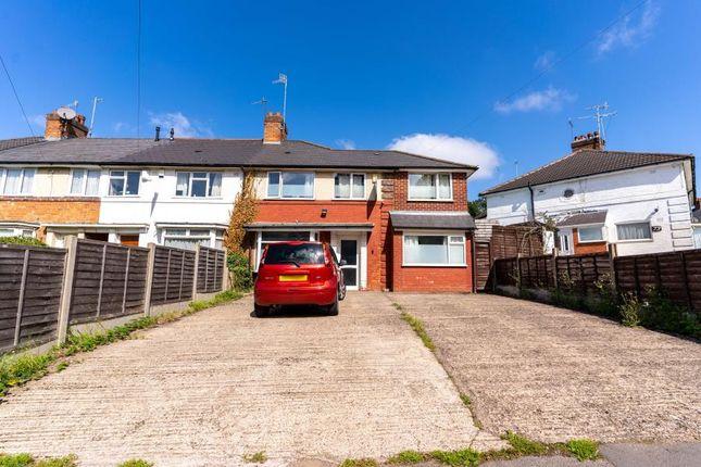 Thumbnail End terrace house for sale in Quinton Road, Harborne, Birmingham