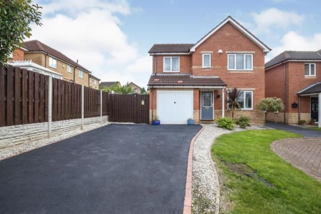 Thumbnail Detached house for sale in Thorne Close, Harworth, Doncaster, Nottinghamshire