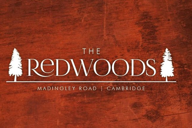 Thumbnail Flat for sale in The Redwoods, 34-36 Madingley Road, Cambridge