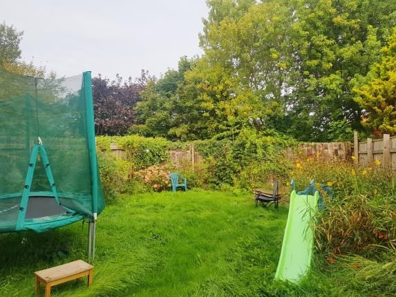 Garden of Coulby Manor Farm, Coulby Newham, Middlesbrough, North Yorkshire TS8