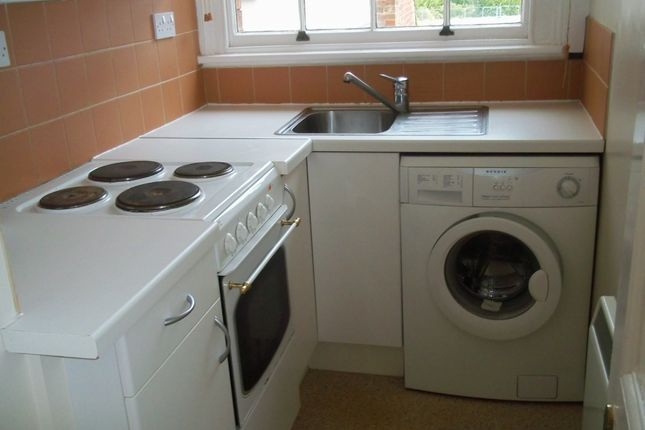 Thumbnail Flat to rent in Vernon House, Balance Street, Uttoxeter