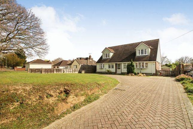 Thumbnail Property for sale in Swanwick Lane, Swanwick, Southampton