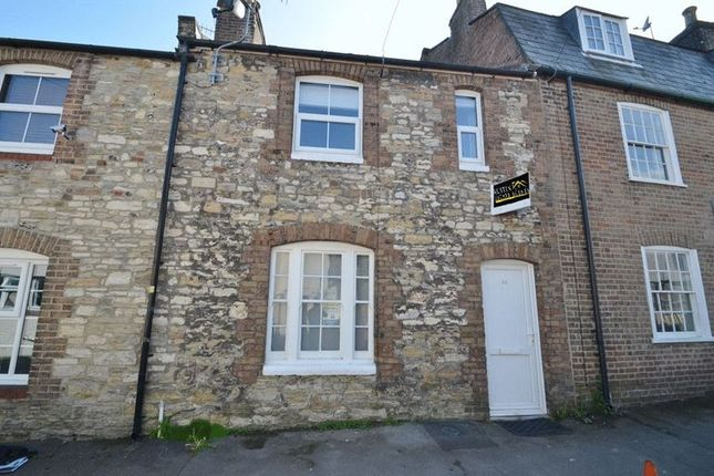 Thumbnail Cottage for sale in Two Bedroom Character Cottage, Fordington, Dorchester