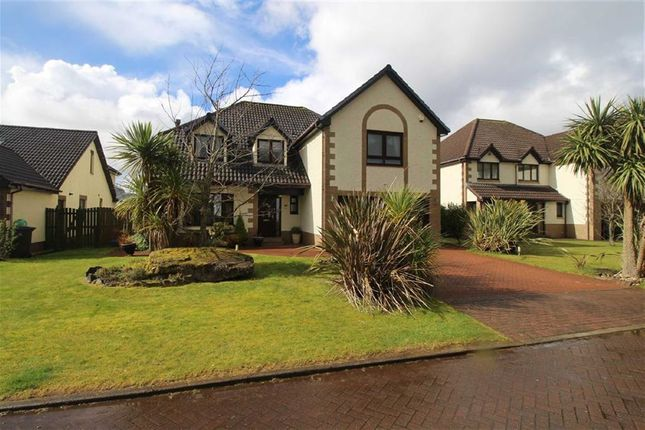 Thumbnail Detached house for sale in Leapmoor Drive, Wemyss Bay