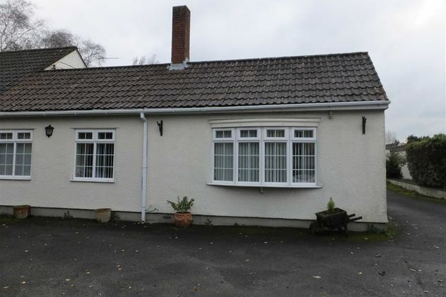 Thumbnail Bungalow to rent in Shortwood Road, Pucklechurch, Bristol