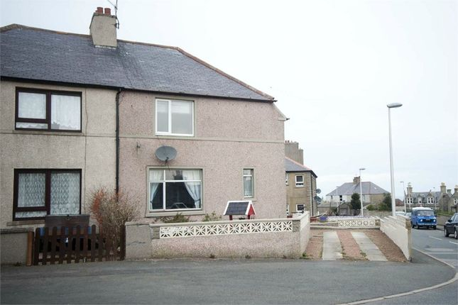 Thumbnail Semi-detached house for sale in Whinhill Terrace, Banff, Aberdeenshire