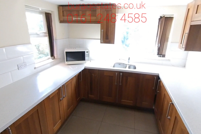 Thumbnail Property to rent in Latham Road, Withington, Manchester