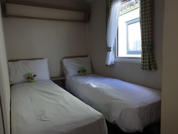 Bedroom 3 of Ty Gwyn Park, Towyn Road, Towyn, Abergele LL22