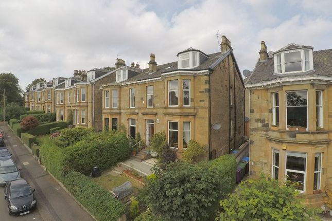 Thumbnail Flat for sale in Queen Mary Avenue, Crosshill, Glasgow