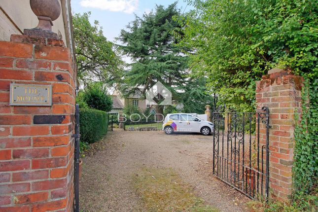 Thumbnail Detached house to rent in Huxtables Lane, Fordham Heath, Colchester