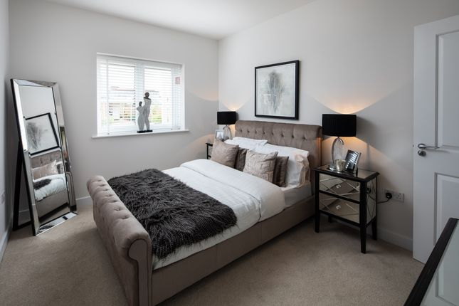The Maple Showhome Bedroom 2