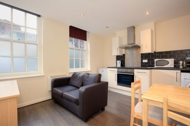 Thumbnail Flat to rent in Hawley Street, Sheffield